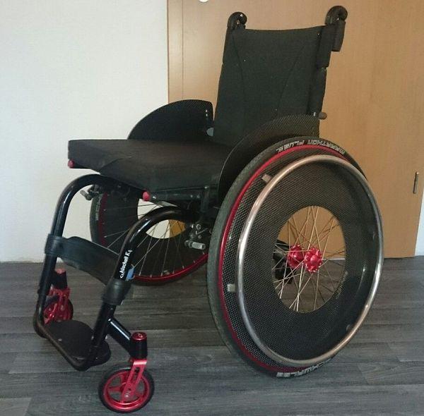 Achtung Aktiv Rollstuhl nicht nur