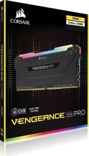 32 GB DDR4-2933MHz C16 Corsair