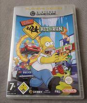 The Simpsons Hit Run Nintendo