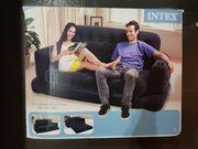 INTEX Sofa aufblasbar pull out