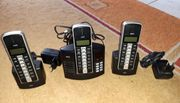 AEG 3x Telefone