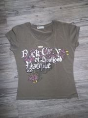 Rock City T-Shirt khaki Gr