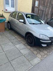 Opel Corsa 1 2 Benzin