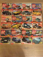 Flash Opel Scene Jahrgang 2000