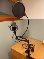 Mikrofon neuwertig