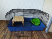 Käfig für Kleintiere Kaninchen zu