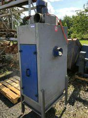 Sandstrahlgerät Kompressor