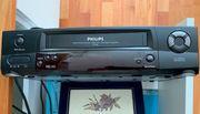 Video-Rekorder Philips VHS HD mit