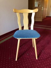 Stuhl mit Polsterung