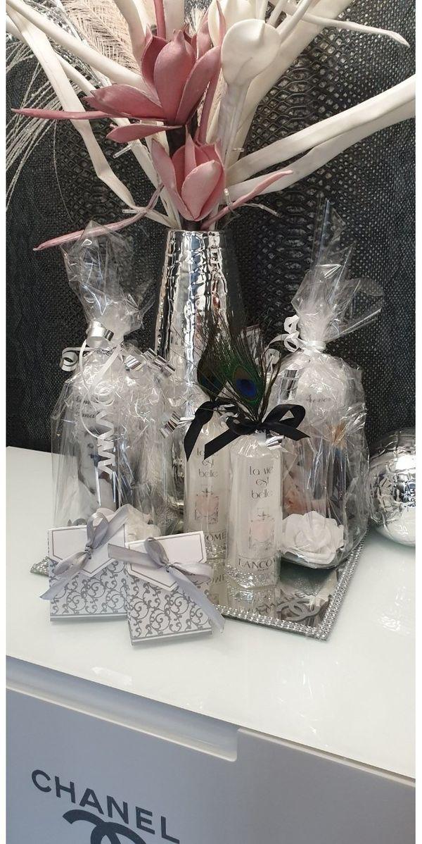 Bedrucke Kerzen u Parfümduftkerzen Preise