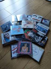 CD Sammlung Trance Dance Musik