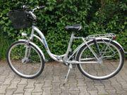 Alu-Fahrrad Damen
