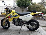 Suzuki DR-Z 400 SM Unverbastelt -