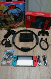 Nintendo Switch Konsole Ring Fit