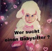 Babysitter Kinderbetreuung gesucht