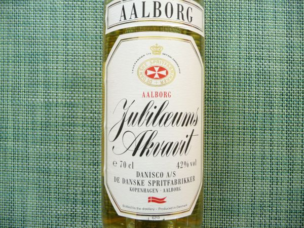 Weinbrand Aquavit Korn Akvavit
