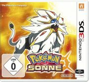 POKEMON SONNE - Nintendo 3DS