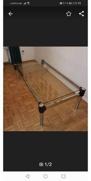 Versace Glastisch aus den 70er