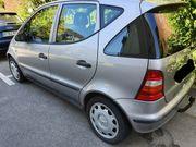 Mercedes A 160 KLIMA AHK