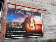 Cavalluna - Legende der Wüste SAP