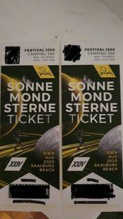 Tickets für Festival Sonne Mond