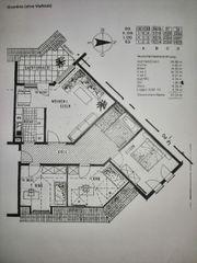 Schöne 4ZKB Wohnung mit Dachterrasse