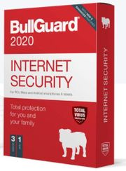 BullGuard Internet Security KeyCard 2020