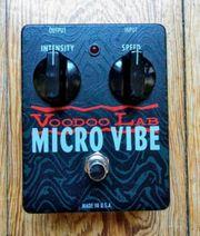 VOODOO LAB MICRO VIBE Gitarren