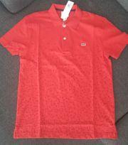 Lacoste Herren Polo Shirt Rot