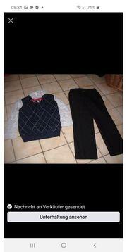 schöner 4 teiliger Anzug für