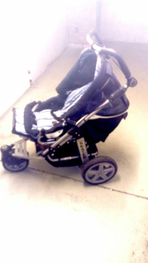 Verkauf Kinderwagen Hartan Racer