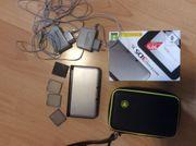 Nintendo 3DSXL mit Zubehör