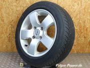 4x Alufelgen AEZ EVL Hyundai