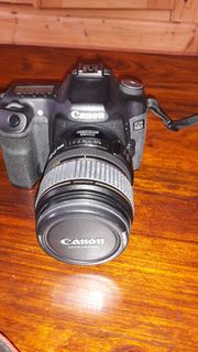 Digitalkamera Canon EOS 50D mit