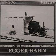 Modelleisenbahn EGGER-BAHN H0e