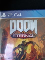Doom Eternal Ps4 OVP