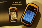 Garmin eTrex 10 GPS Handgerät