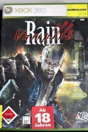 RAIN VAMPIRE XBOX 360