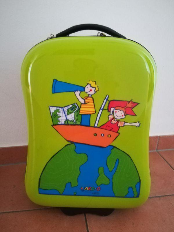 Hartschalen-Trolley von Jako-o