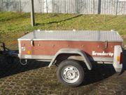 Brenderup PKW-Anhänger 800 kg mit