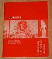 Lern-Hilfe - Latein - Buch Cursus - Ausgabe A