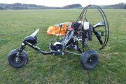 Bullix Motorschirm Trike Free