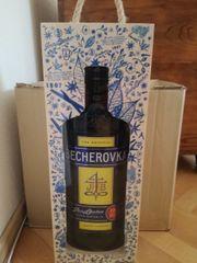 Becherovka OVP ungeöffnet 3 Liter