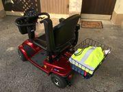 Behindertenfahrzeug Elektroscooter Invalidenfahrzeug