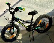 Ein cooles Fahrrad 16 Zoll