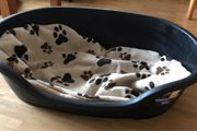 Hundebettchen 90 mal 45 cm