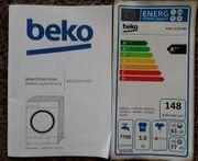BEKO Waschmaschine 5 Kg A