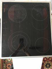 Eine Ceran Kochplatte von Siemens