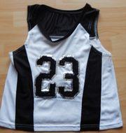 Top Shirt Gr 36-38 schwarz