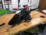 Airwolf 600 Trex 550 600